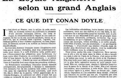 """Recherche """"La Renaissance politique, littéraire et artistique"""" de 1923"""