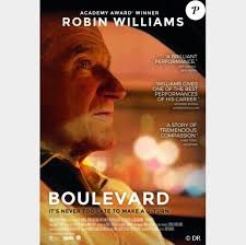 Boulevard, le dernier film de Robin Williams !
