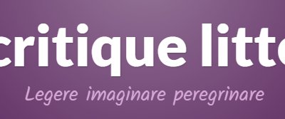 Le blog Legere imaginare peregrinare interviewe Christine Brunet