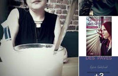 Polichinelle, le nouveau personnage actu-tv, interviewe Sylvie Godefroid