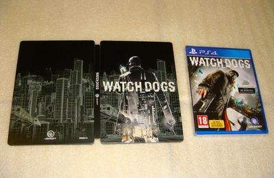 (déballage)Watch Dogs DedSec édition