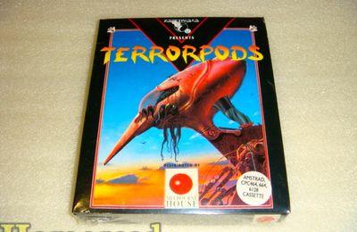 (Amstrad) Terrorpods (neuf) pour CPC 464