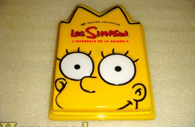 (Simpson) Coffret Collector Simpson Saison 9
