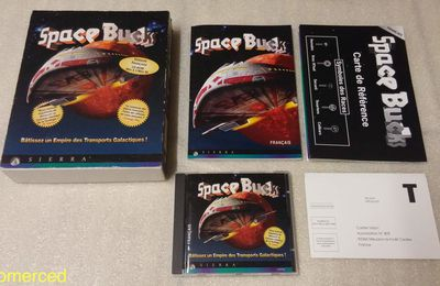 (PC Big Box) Space Bucks