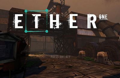 (Trophée)12ème Platine : Ether One sur PS4
