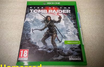 (XBOX ONE) Rise of the Tomb Raider