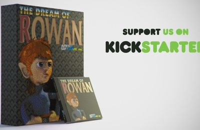 (Amiga) Kickstarter : The Dream of Rowan