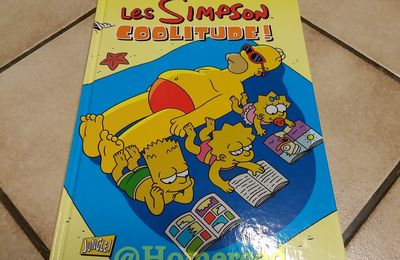 (BD) Les Simpson T18 Coolitude !