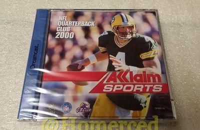 (Dreamcast) NFL Quaterback Club 2000 et Stunt GP