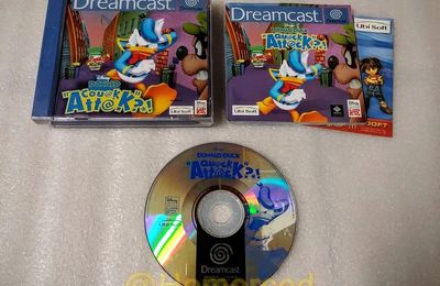 (Dreamcast) ma collection Dreamcast au 13/09/2016