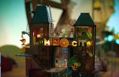 (Let's Play) Lumino City - un Point & Click dans un univers de papier et carton