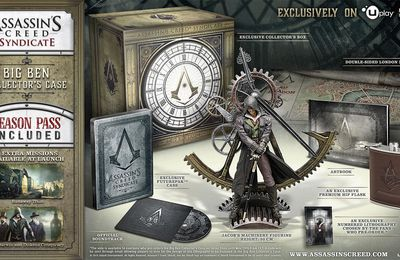 (Bon plan) Assassin's Creed Syndicate en édition collector Big Ben sur PS4 à 54€