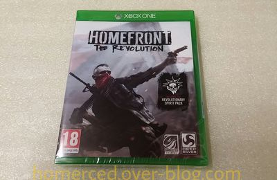 (XBOX ONE) Home Front : The Revolution