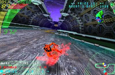 (Dreamcast) Un nouveau jeu disponible : Millennium Racer Y2K Fighters