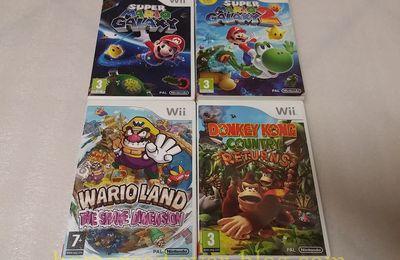 (Wii) Nouveautés Wii du 13/04/17