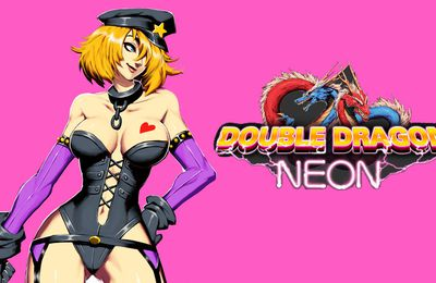 (XBOX ONE) Test et Let's Play de Double Dragon Neon