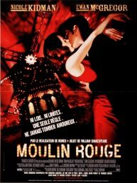 Analyse et critique du film Moulin Rouge