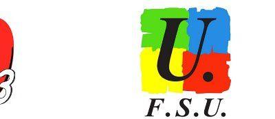 Un communiqué commun FO-CGT-SUD-FSU dans le département.