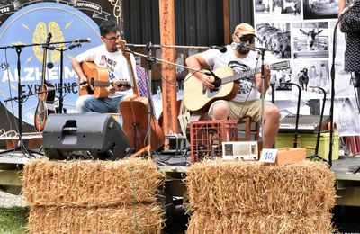 BLUES RURAL DU GERS: ALZHEIMER EXPERIENCE A RIGUEPEU