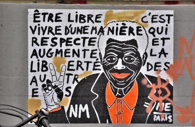 NELSON MANDELA: VIVE L'ANTIRACISME