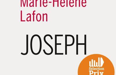JOSEPH, de Marie-Hélène LAFON