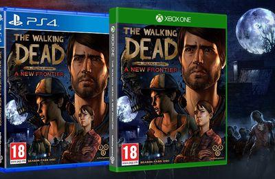 Walking Dead - A New Frontier : sortie en boite pour le 28 février