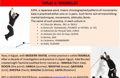 Tashkila, what else?