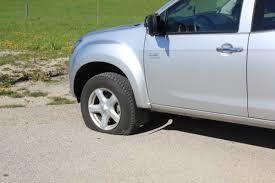 Christian Troadec suggère-t-il de dégonfler aussi les roues arrière ?