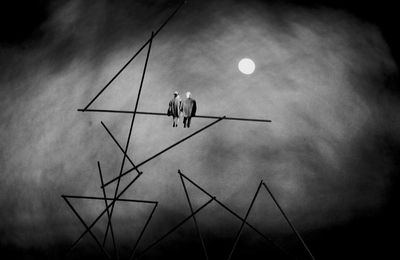 Les photosophies de  Gilbert Garcin