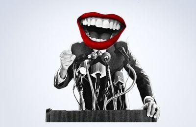 Comment le langage « supplante » la politique ?