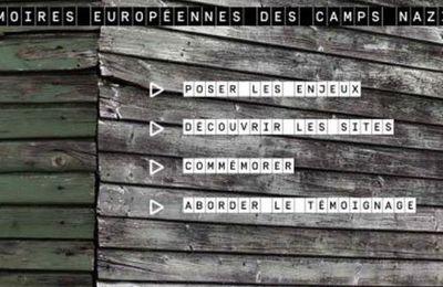 Mémoires européennes des camps nazis : un web-documentaire