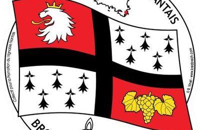 Le Collectif pour la promotion du Vignoble Nantais crée le drapeau du vignoble