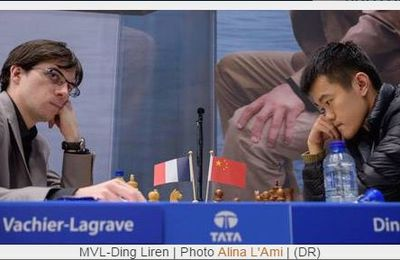 [Tata Steel Chess 2015 - R6] MVL (2757) - Ding Liren (2732) : 1 - 0