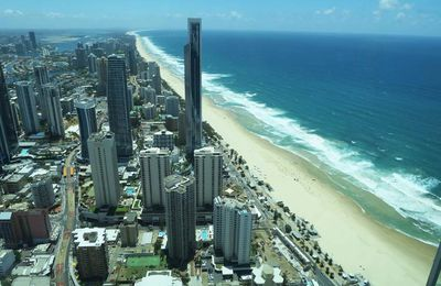 Gold Coast et Surfers Paradise