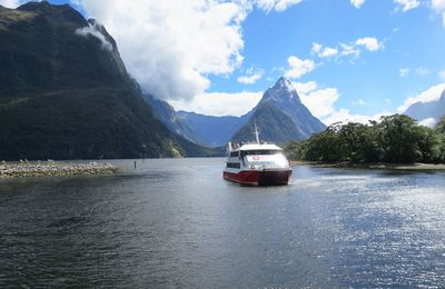 Milford Sound, un lieu unique