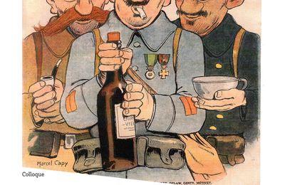 Vins et alcools pendant la première guerre mondiale