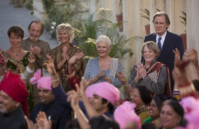 Indian palace - Suite royale (2015) John Madden