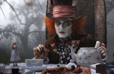 Alice au pays des Merveilles (2009) Tim Burton
