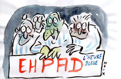 EHPAD  blues