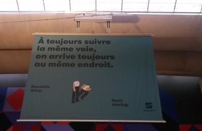 Un slogan marketing pour la prévention des risques