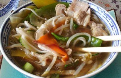 Lamen ou Ramen, la soupe japonaise comme dans les mangas...