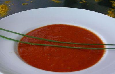 tourin à la tomate