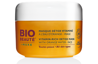 Le masque Detox Vitaminé de Nuxe, un top !