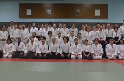 L'unité du corps en pratique : Retour sur le grand stage de l'Aishinkan du 23 au 28 novembre 2016