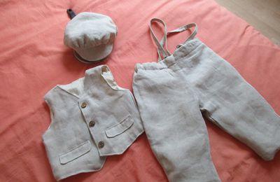 """""""le costume"""" de bébé"""