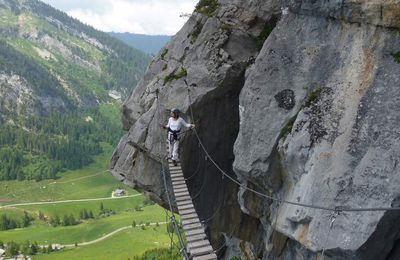 Via Ferrata de la Clusaz