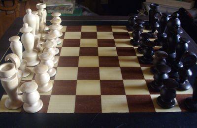 Jeu d'échecs original