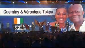 La Fabuleuse vie Forever du couple Ivoirien Saphir Diamand Gueminy & Véronique TOKPA