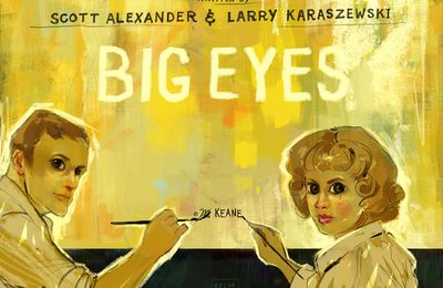 Big Eyes (2015), Tim Burton