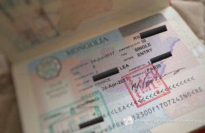 Comment rester 6 mois en Mongolie ou Visa mongol & Visa Run en Chine